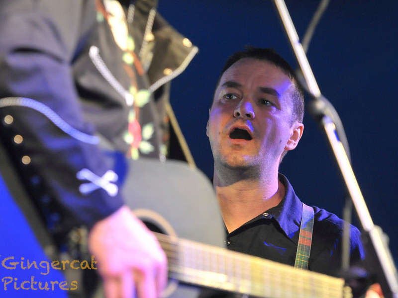 Jericho Hill, Wickerman Festival 2011
