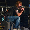 The Pigeon Detectives, Wickerman Festival 2011