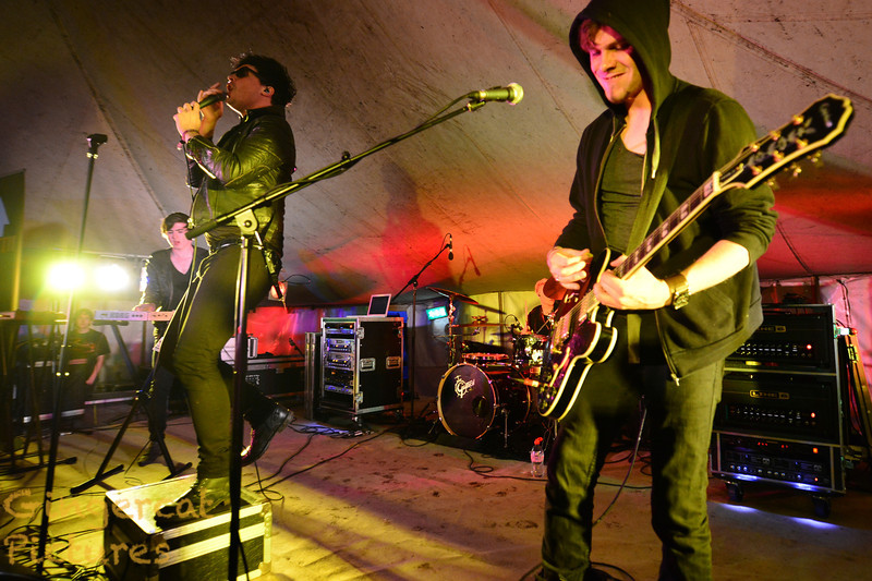 XAVIA, 2012 Wickerman Festival