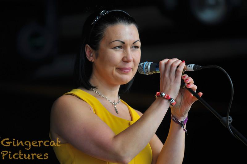 Bis, Wickerman Festival 2012