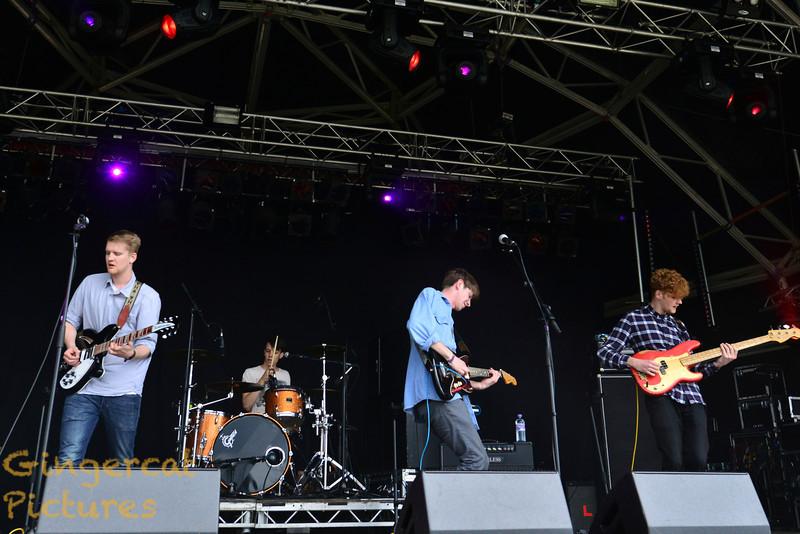 Dog is Dead, Wickerman Festival 2012