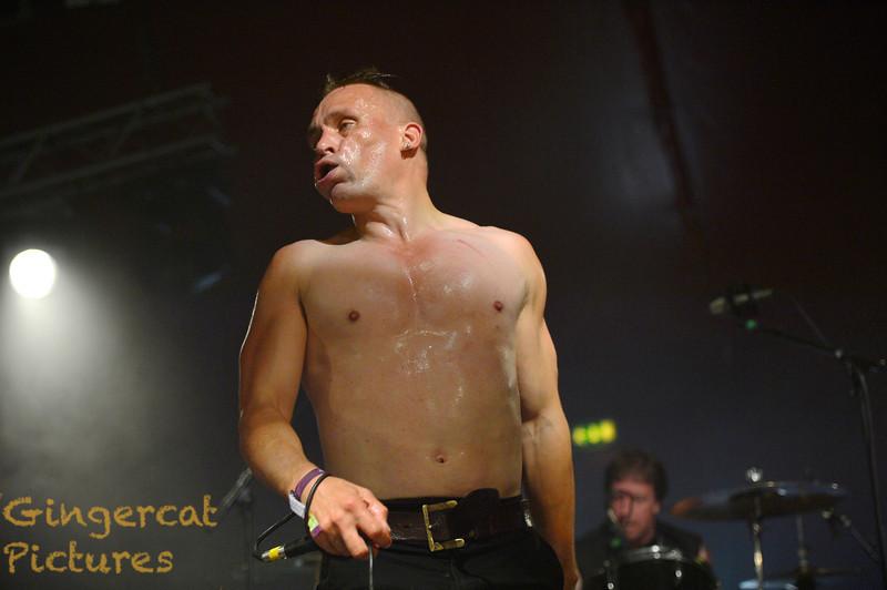 Goldblade, Wickerman Festival 2012