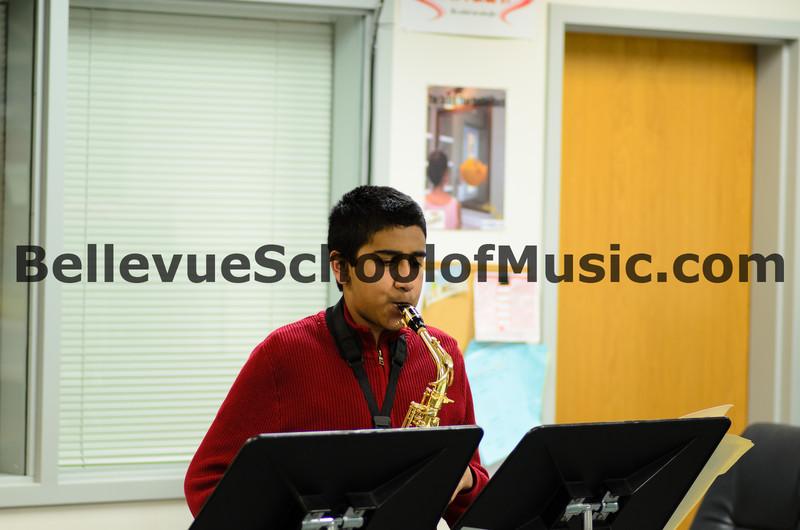 Adithya Mukund Alto Saxophone