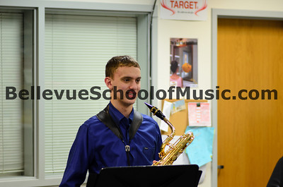 Benjamin Zobel Winner Tenor/Baritone Saxophone Solo Division