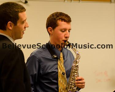 Andrew Nelson Alto Saxophone 1st Place Soprano/Alto Saxophone Solo Eastshore Solo and Ensemble 2012
