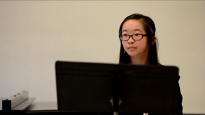 Jasmine Lin, Seattle Young Artist Music Festival 2015