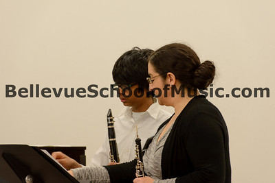 Bellevue School of Music student Chandra performing at the SYAMF 2014