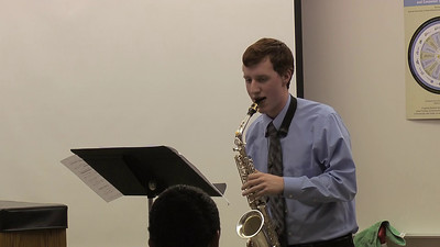 Andrew Nelson 2nd Place WMEA Solo and Ensemble State Finals 2012 Alto/Sop Solo Division Renewing the Myth by Marilyn Shrude