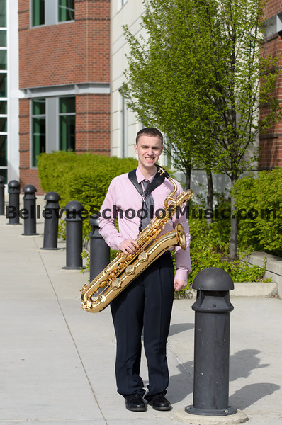 Benjamin Zobel Baritone Saxophone