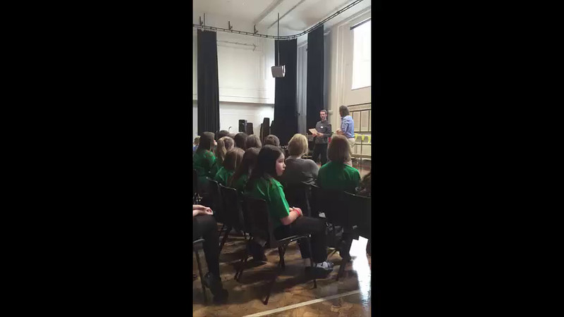 Park School Big Choir Adjudication MFY Mar2016 (Part)