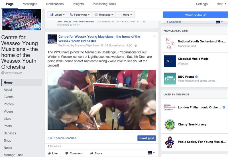 CWYM Facebook Page 2016 Memory 4