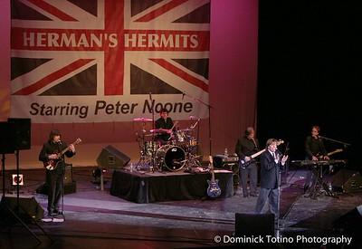 Peter Noone & Herman's Hermits