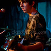 The Rain Experiment play The Classic Grand, Glasgow on  ,27 January 2012, Picture: Al Goold