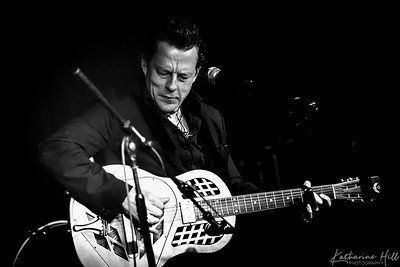 Ian Siegal at The Blues Kitchen