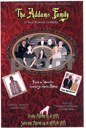 NBHS MUSICAL THE ADDAMS FAMILY 3-23-18