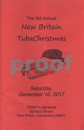 NEW BRITAIN TUBACHRISTMAS 12-16-17