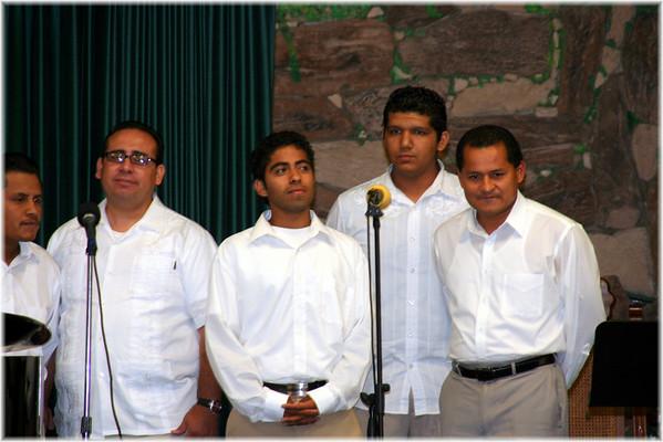 Clase de Musica Canta 2007