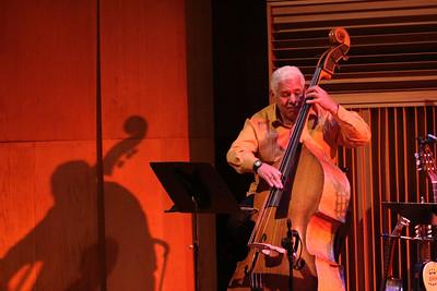Telésforo Naranjo, miembro de El Cuarteto. Invitados especiales al Concierto de Los Sinverguenzas. Caracas, Corp Banca, 2009.