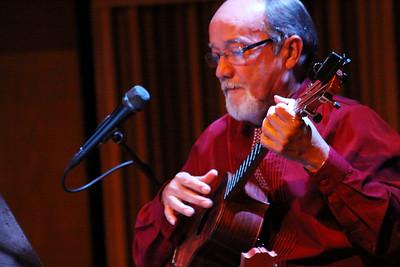 Raúl Delgado Estévez en concierto de Los Sinverguenzas, 2009. Corp Banca, Caracas, Venezuela.