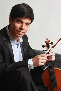 Rubén Rengel, violinista venezolano, 2013