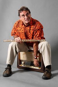 Luis Julio Toro, destacado flautista venezolano