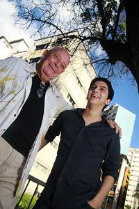 Gerry Weil y Antonio Mazzei, Caracas, Venezuela, 2011