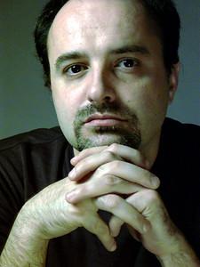 Laurent Lecuyer.  Sesión para su disco Reflets.