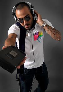 DJ TRECE. Sesión Músicos en la Radio, para Todo en Domingo.