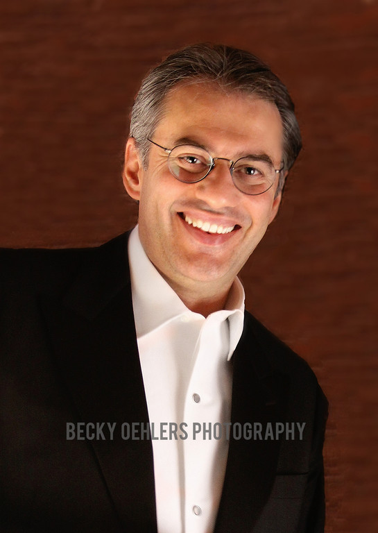 Corrado Rovaris - Music Director, Opera Company of Philadelphia
