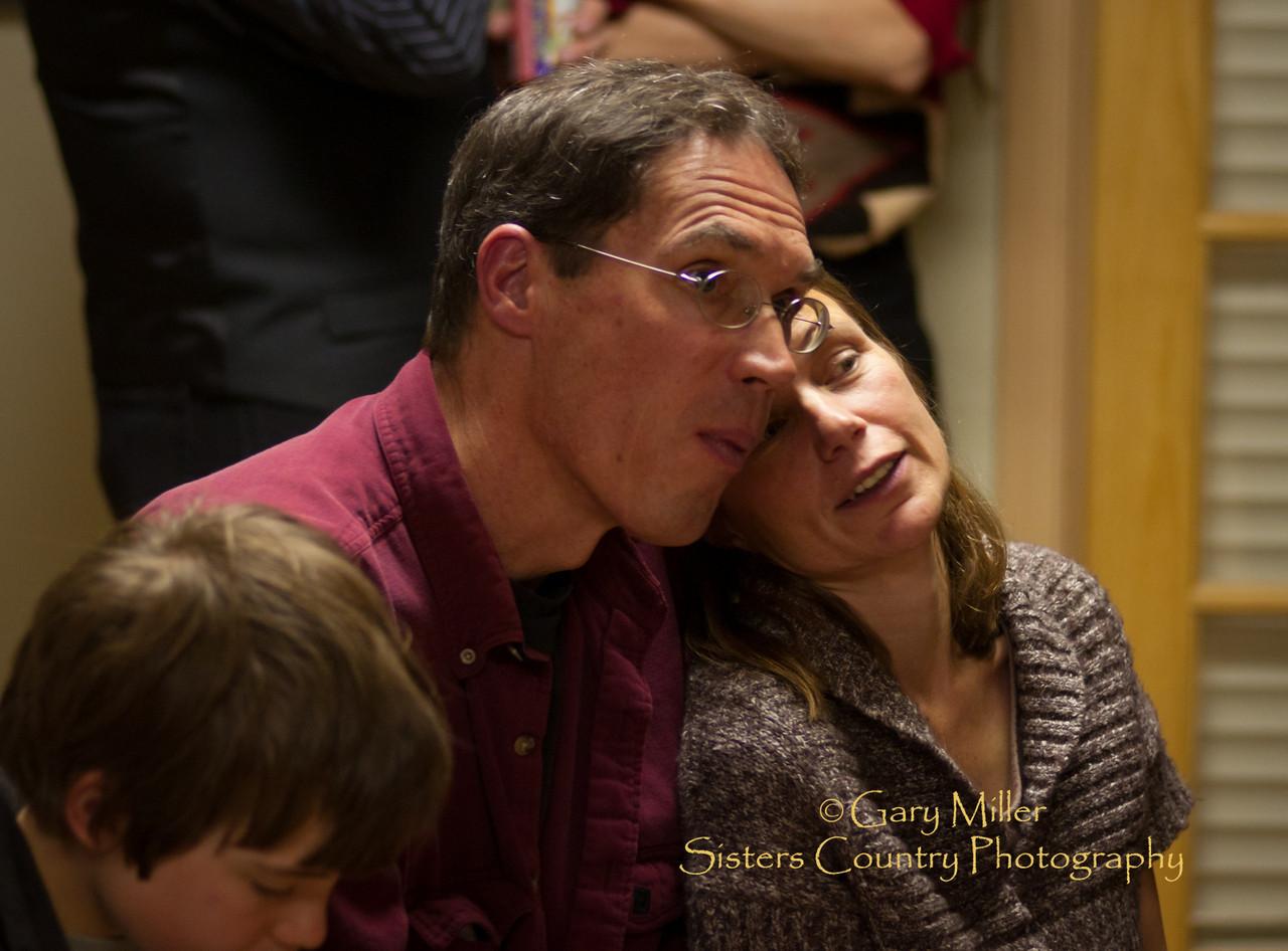Chris and Cat - Hoedown For Hunger 2010 - Gary Miller