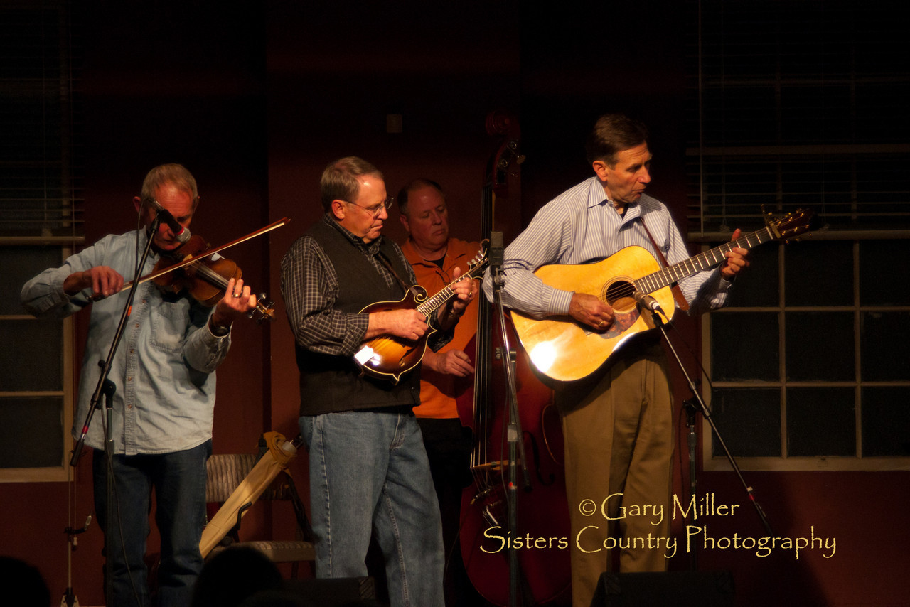 Quincy Street - Performing at the Hoedown For Hunger 2010 - Gary Miller