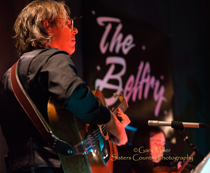 Taarka plays the Belfy - April 5, 2013 © 2013 Gary N. Miller