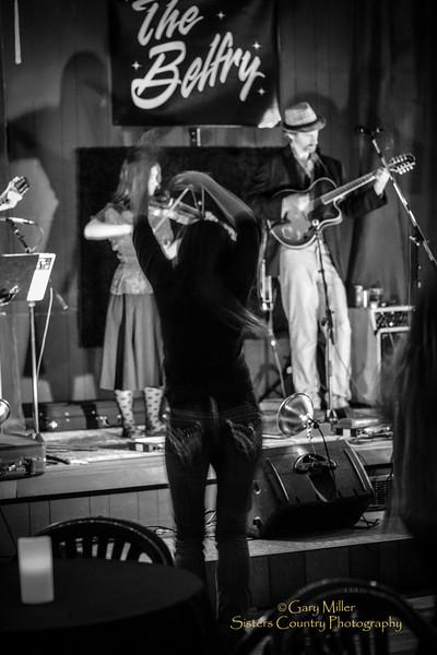 Taarka plays the Belfy - April 5, 2013 © 2013 Gary N. Miller