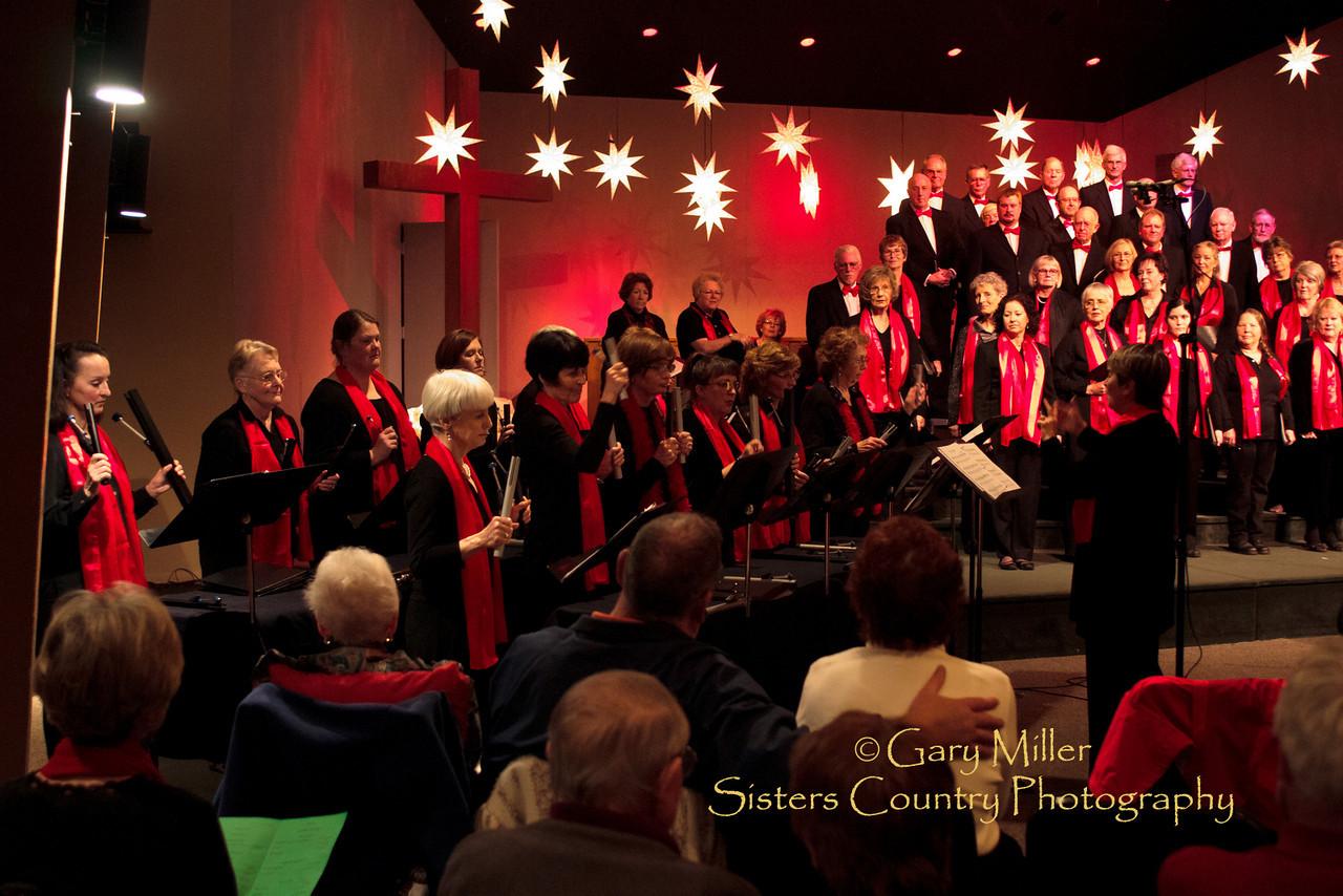 2010 Christmas Concert - Sisters Community Choir