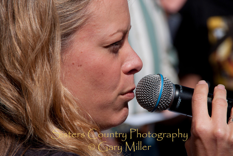 2010 Wheeler Country Bluegrass Festival, Fossil, OR - Gary Miller - Sisters Country Photography