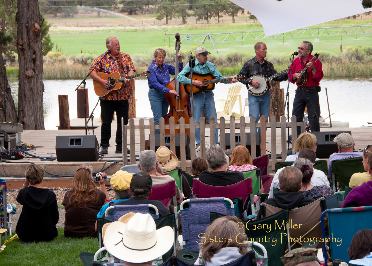 Runway Ranch - High & Dry Bluegrass Festival 2010