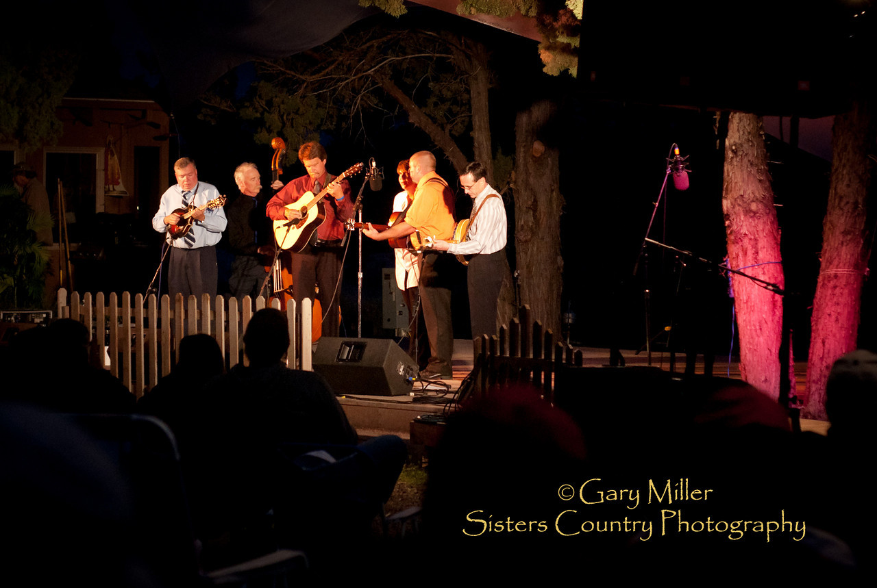 Bluestone County - High & Dry Bluegrass Festival 2010 - Gary Miller - Sisters Country Photography
