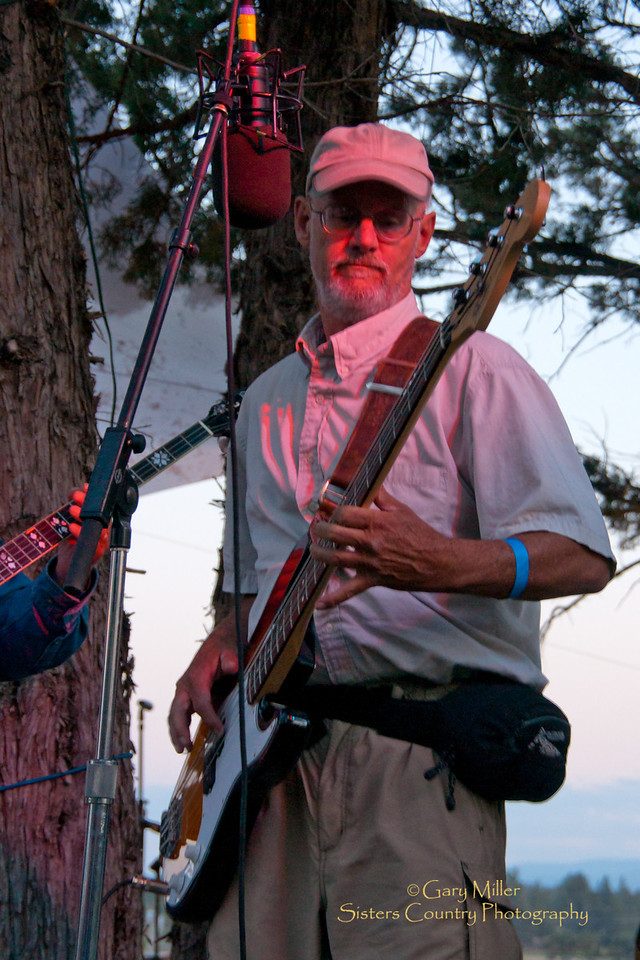 The Noisy Neighbors - High & Dry Bluegrass Festival 2010 - Gary Miller