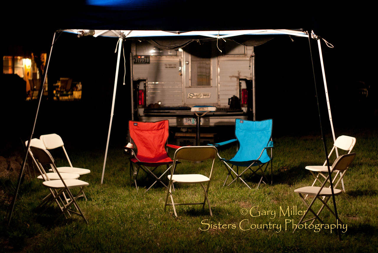'Anticipation' - High & Dry Bluegrass Festival 2010 - Gary Miller - Sisters Country Photography