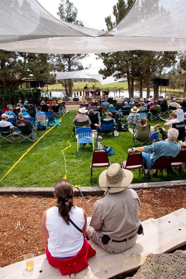 Bend'n Strings, High & Dry Bluegrass Festival 2010 - Gary Miller