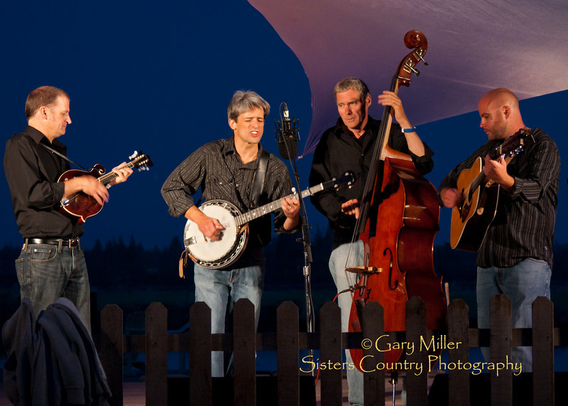 Backstrap - High & Dry Bluegrass Festival 2010 - Gary Miller