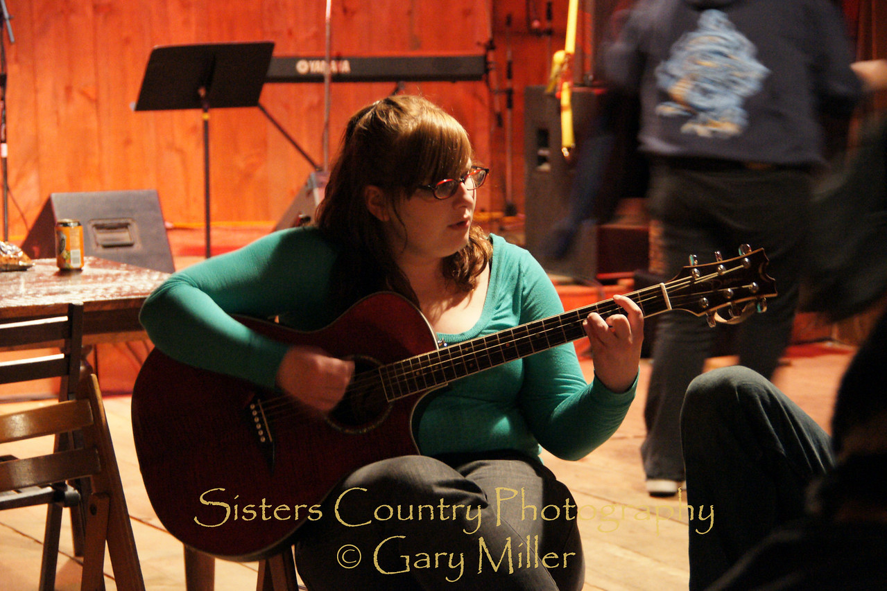 Americana Song Academy for Youths Photo By Gary Miller