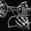 French Horn In Play