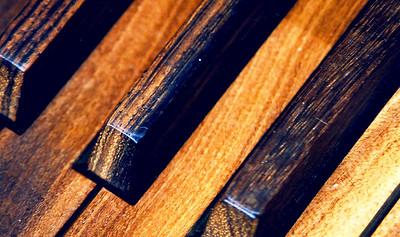 cannon organ keys