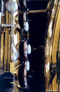 first sax