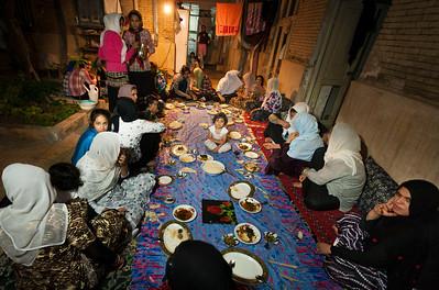 Vacsora az afgánoknál
