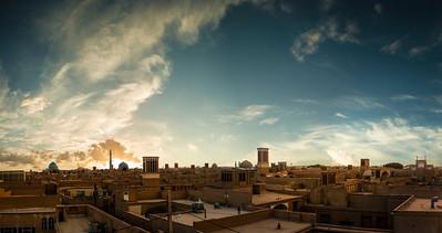 Jázd (Yazd) városa