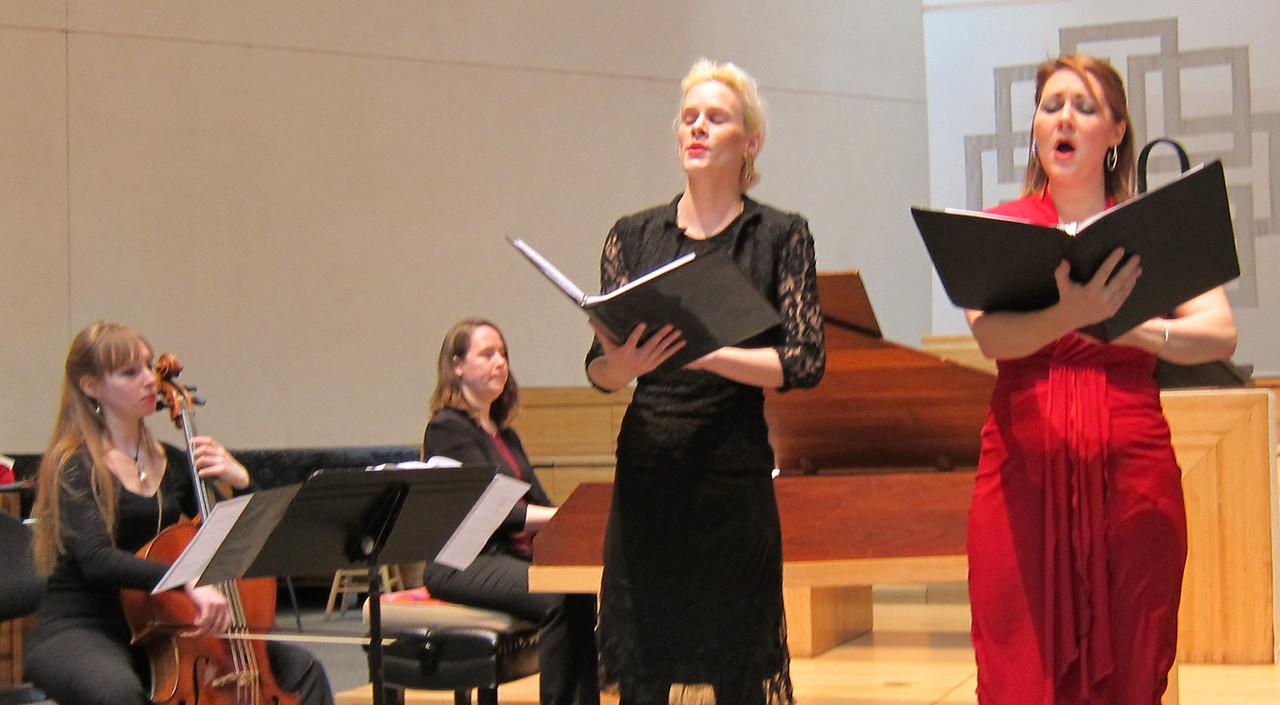 xSiren Baroque_2013-02-14 003_Anneke Schaul-Yoder, Kelly Savage, Brett Umlauf, Brittany Palmer
