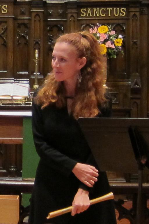 Ellen Delahanty, Gwen Toth, Daphna Mor_2011-10-26 006_Daphna