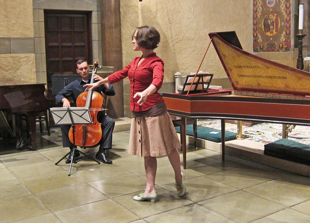 xEnsemble Leonarda_2014-10-23_Midtown Concerts_5940_Meggi Sweeney Smith and David Himmelheber